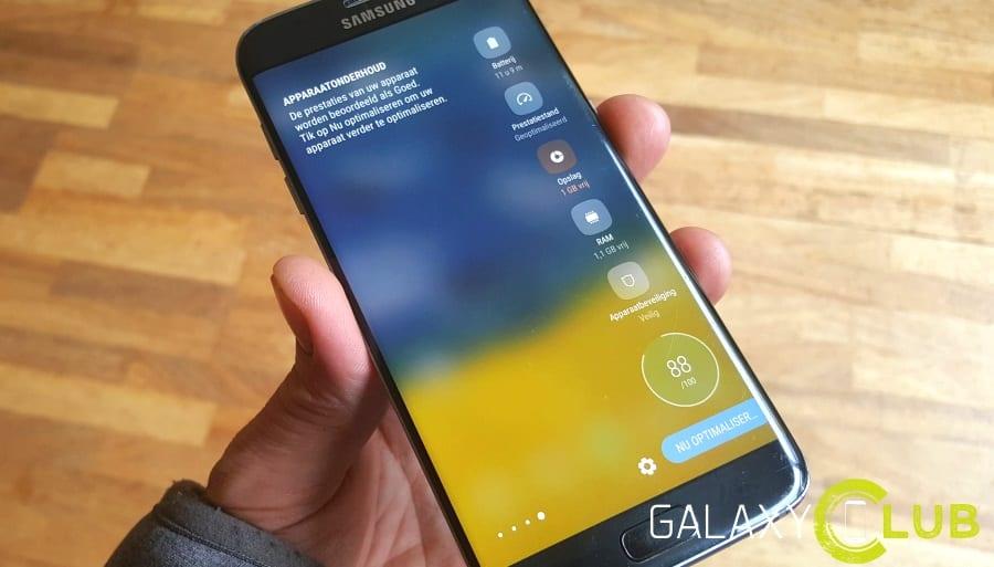 galaxy-s7-edge-nougat-tip-edge-scherm-apparaatonderhoud-1 Galaxy S7 Edge met Nougat tip: check het Apparaatonderhoud edge-scherm