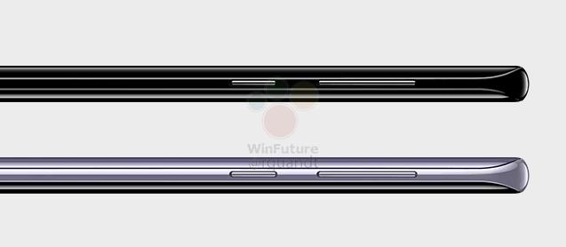 galaxy-s8-edges Samsung Galaxy S8 (Plus) in zijn geheel uitgelekt