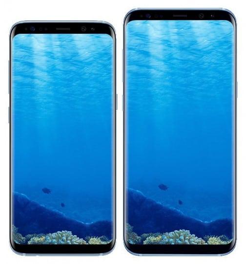 galaxy-s8-plus-blauw Voor het weekend: Galaxy S8 (Plus) in het blauw, en op video (update: en op de foto)