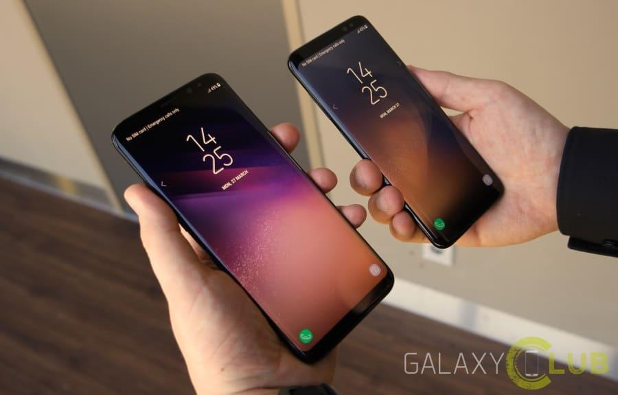 galaxy-s8-plus-hands-on-1 Galaxy S8 (Plus) versus Galaxy S7 (Edge): vergelijking, verschillen