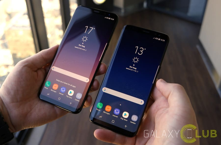 Samsung Galaxy S8 en Plus review