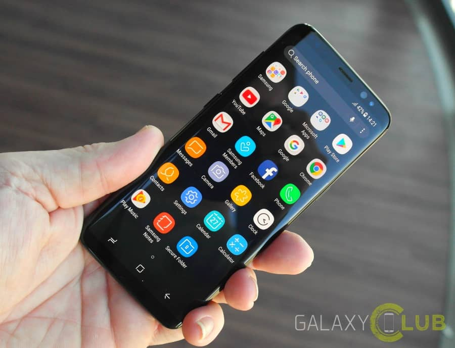 galaxy-s8-voorkant Galaxy S8 (Plus) versus Galaxy S7 (Edge): vergelijking, verschillen