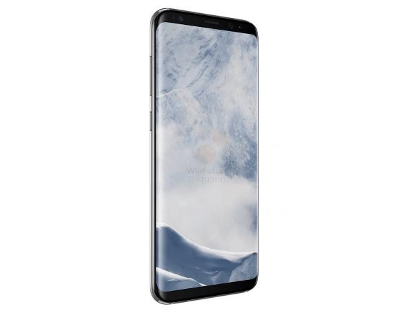galaxy-s8-zilver-zij Samsung Galaxy S8 (Plus) in zijn geheel uitgelekt