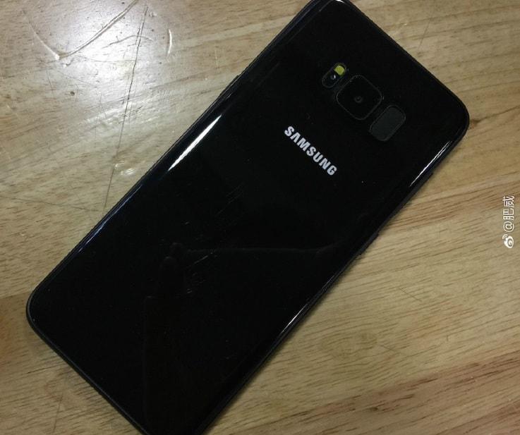 galaxy-s8-zwart-2 Meer Galaxy S8 voor het weekend: Exynos benchmark, poster, camera details en foto's
