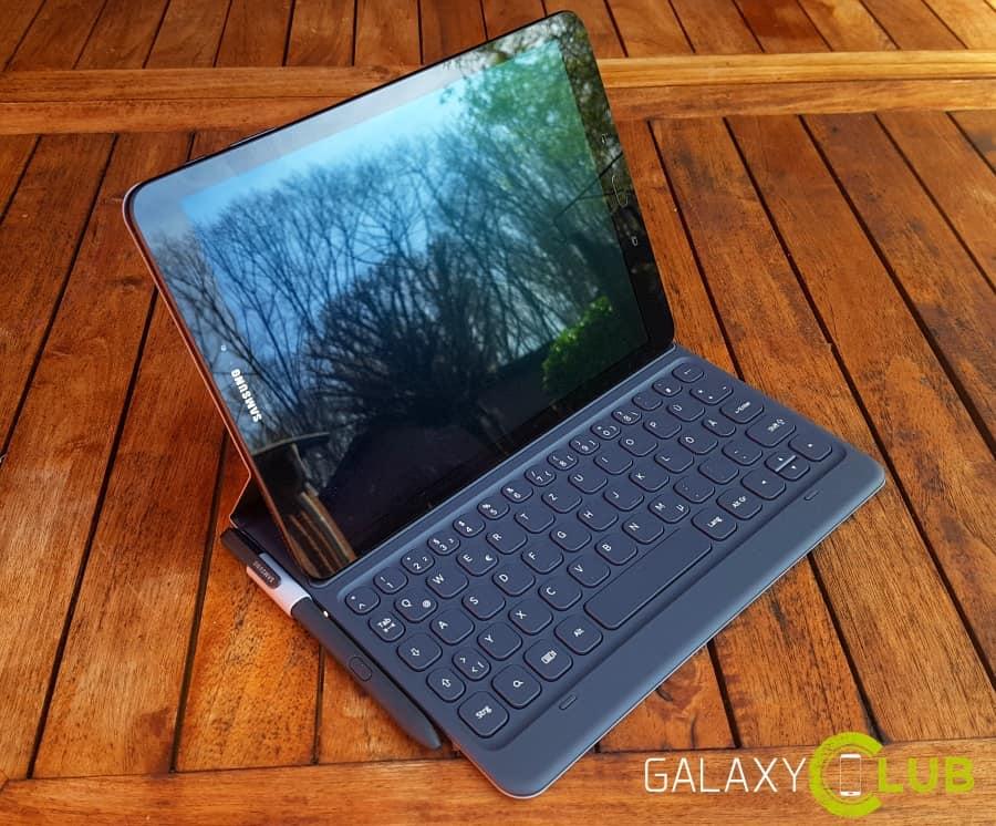 huge discount 39f9d 9d67f Actie: Samsung Galaxy Tab S3 met gratis Keyboard Cover