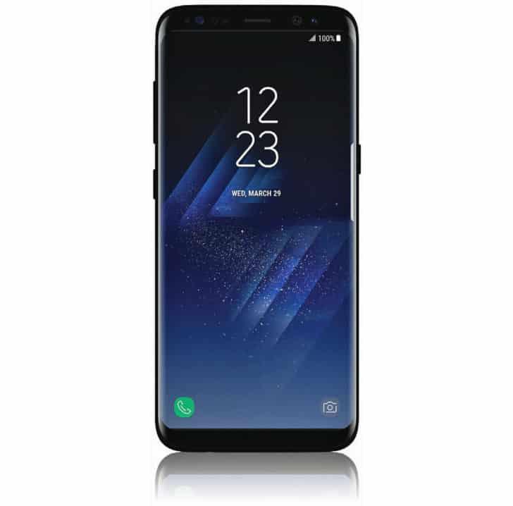 samsung-galaxy-s8-evleaks 'Galaxy S8 (Plus) komt in zwart, zilver en violet, prijs vanaf € 799,-'