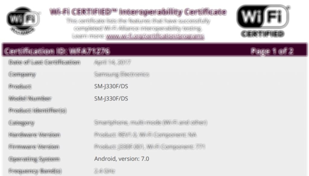 galaxy-j3-2017-wifi-1024x583 Ook de Galaxy J3 (2017) wordt gelanceerd met Android 7.0 Nougat