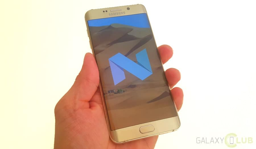 galaxy-s6-edge-plus-android-nougat-update-nederlands Galaxy S6 Edge Plus met de Android 7.0 Nougat update (update: nu in NL, voor T-Mobile)