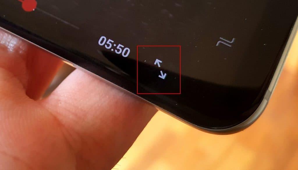 galaxy-s8-plus-netflix-fullscreen-1024x587 Galaxy S8 en Galaxy S8 Plus tips en trucs voor een goede start