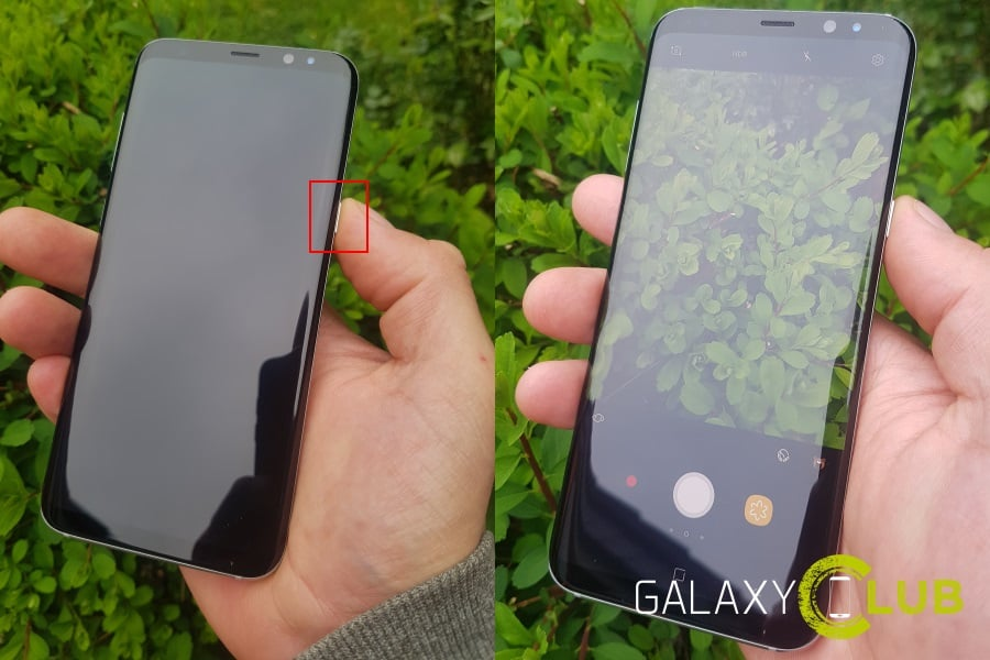 galaxy-s8-plus-tip-camera-snel-starten Galaxy S8 en Galaxy S8 Plus tips en trucs voor een goede start