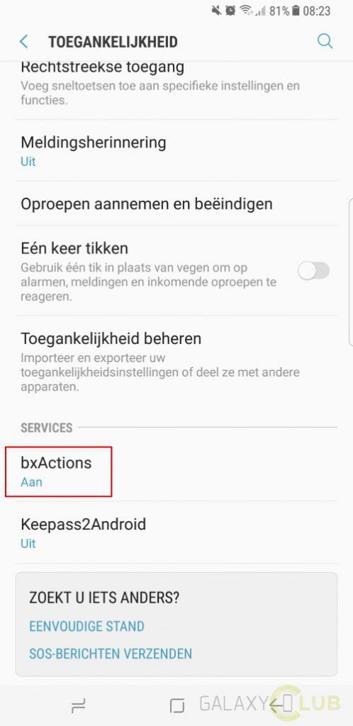 galaxy-s8-tip-bixby-knop-toewijzen-bxactions-1-498x1024 Zelf de Bixby knop op je Galaxy S8 (Plus) toewijzen? Eerste bruikbare app duikt op