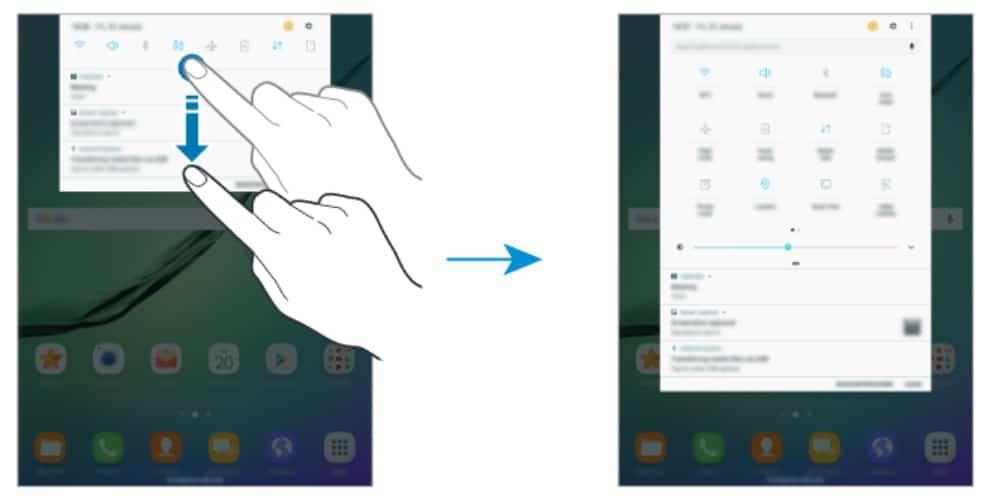 galaxy-tab-s2-android-nougat-grace-ux-1-1 Nederlandse Galaxy Tab S2 begint nu ook aan Android 7.0 Nougat update (16 mei: meer modellen)