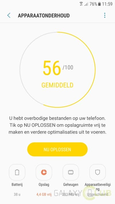 galaxy-a5-2016-android-7-nougat-update-nederland-preview-10 Samsung Galaxy A5 (2016) met de Android 7.0 Nougat update: preview