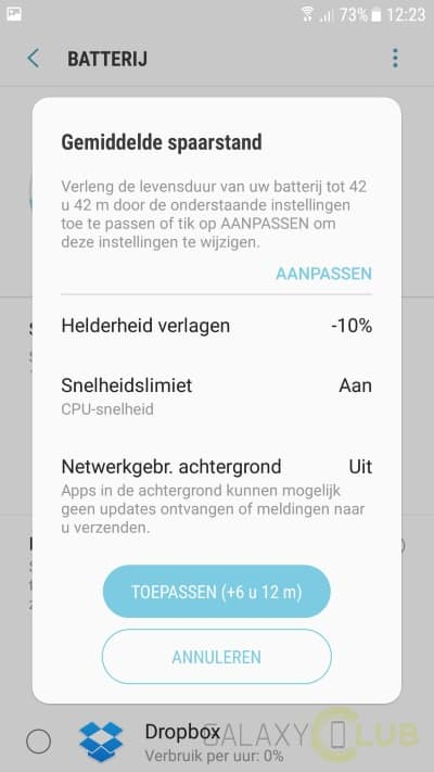 galaxy-a5-2016-android-7-nougat-update-nederland-preview-21 Samsung Galaxy A5 (2016) met de Android 7.0 Nougat update: preview