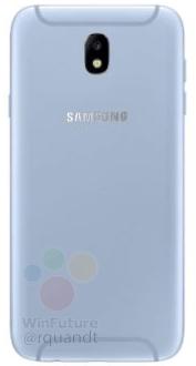 galaxy-j5-2017-blauw-achter Renders Samsung Galaxy J5 (2017) duiken op