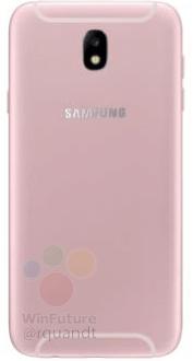 galaxy-j5-2017-roze-achter Renders Samsung Galaxy J5 (2017) duiken op