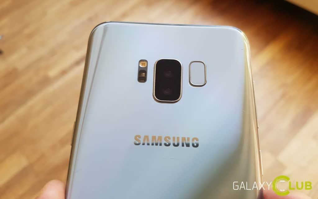Samsung Galaxy Note 8 geruchten