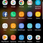 galaxy s8 review apps