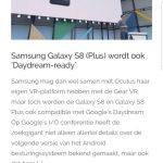 Samsung Galaxy S8 review browser