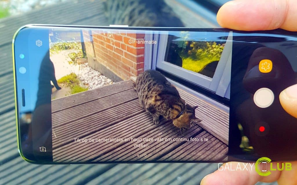 galaxy-s8-zelf-gifs-maken-1024x639 Galaxy S8 (Plus) tip: zelf GIF's maken (camerastand)