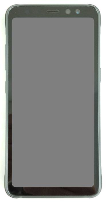 samsung-galaxy-s8-active Dit is Samsung's Galaxy S8 Active, een platte S8