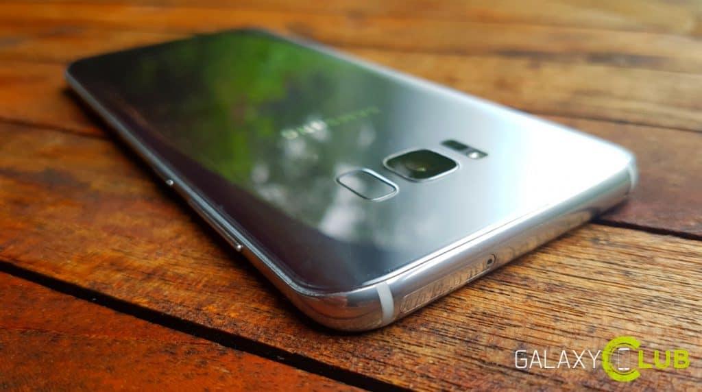 Samsung Galaxy S8 review bouwkwaliteit