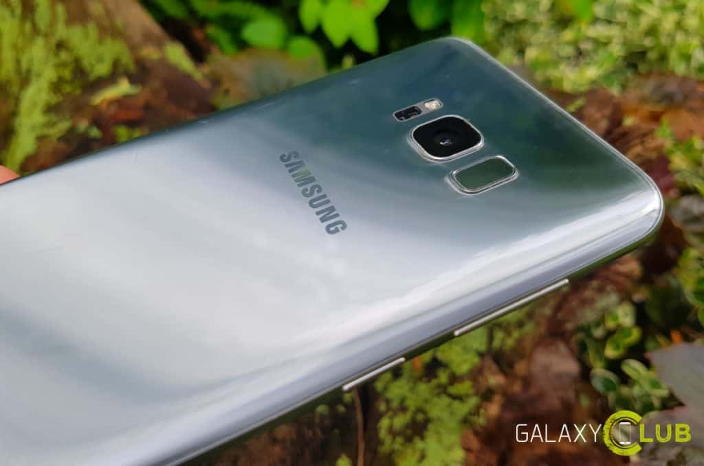Samsung Galaxy S8 review camera
