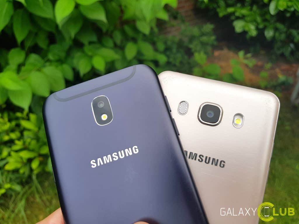 Galaxy J5 2017 Versus Galaxy J5 2016 Vergelijking Verschillen