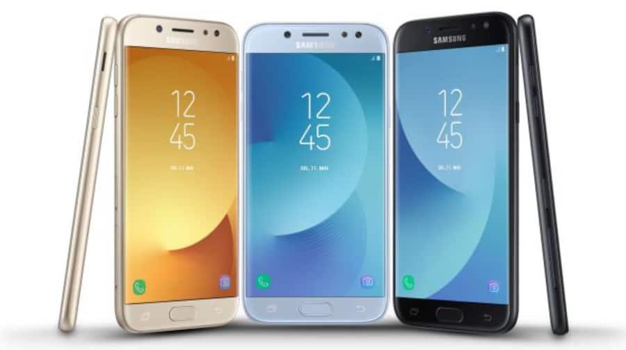 galaxy-j5-2017 Samsung lanceert Galaxy J (2017) serie officieel, deze zomer te koop