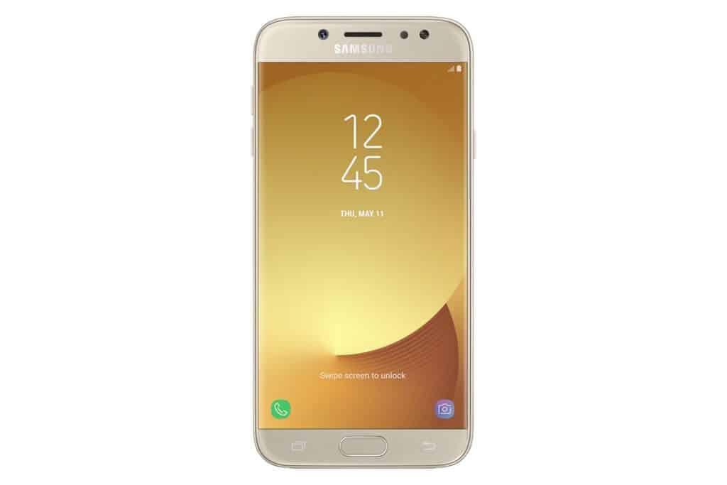 galaxy-j7-2017-goud-1024x683 Samsung lanceert Galaxy J (2017) serie officieel, deze zomer te koop