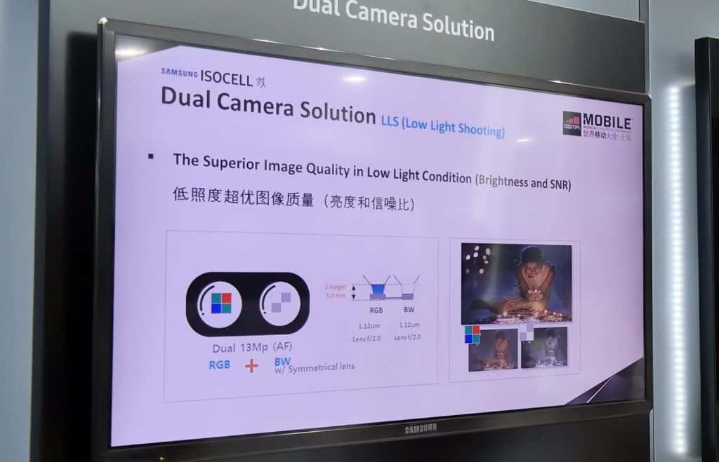 Licht Donker Sensor : Mogelijke galaxy note dual camera sensor gelanceerd isocell dual