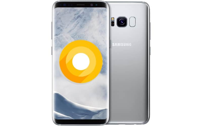 samsung-galaxy-android-8-o-update Galaxy S8 Android 8.0 Oreo update in ontwikkeling