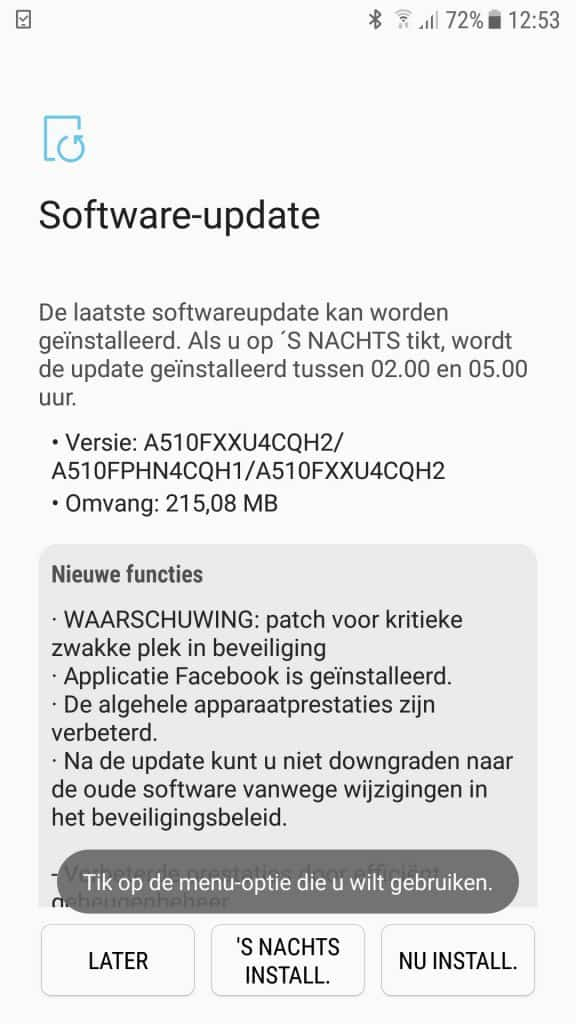galaxy-a5-2016-augustus-update-576x1024 Galaxy A5 (2016) krijgt beveiligingsupdate van augustus