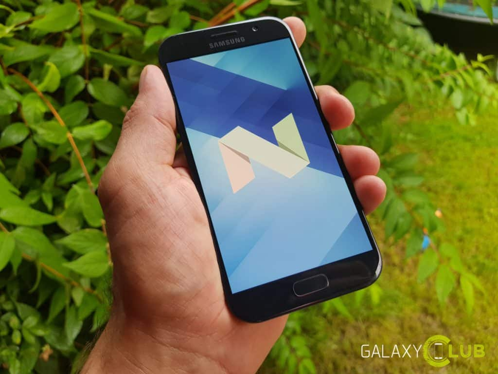 samsung galaxy a3 a5 2017 android 9 pie upgrade