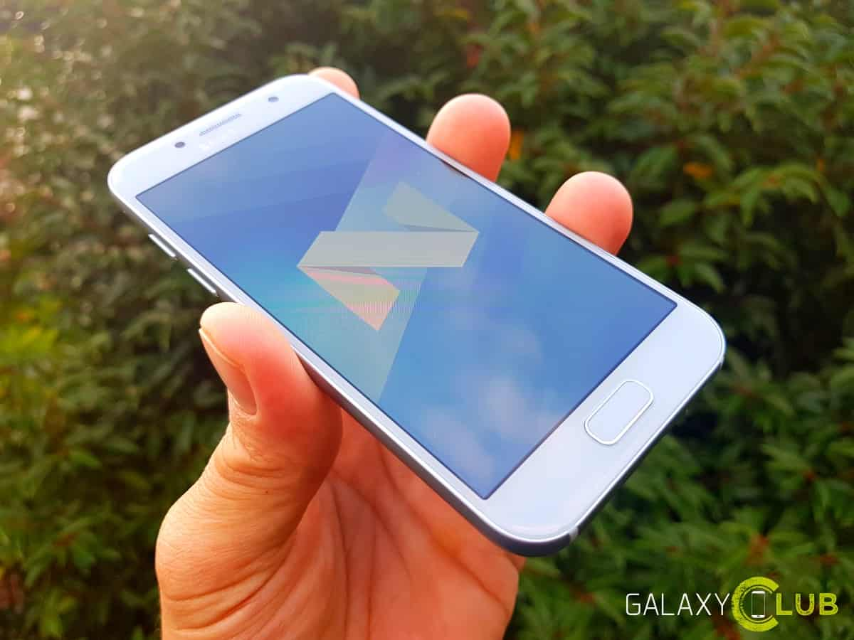galaxy-a3-2017-android-7-nougat-update-nederland Galaxy A3 (2017) Android 7.0 Nougat update nu in Nederland