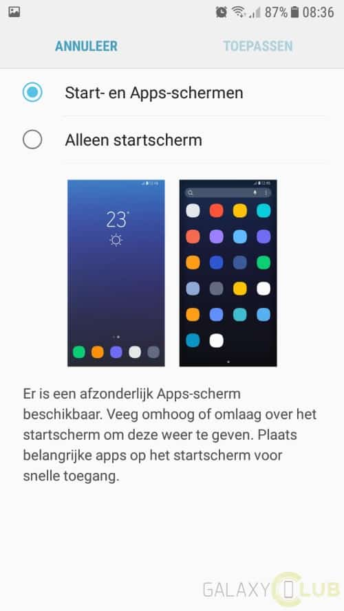 galaxy-a3-2017-android-nougat-preview-10 Galaxy A3 (2017) Android 7.0 Nougat update nu in Nederland