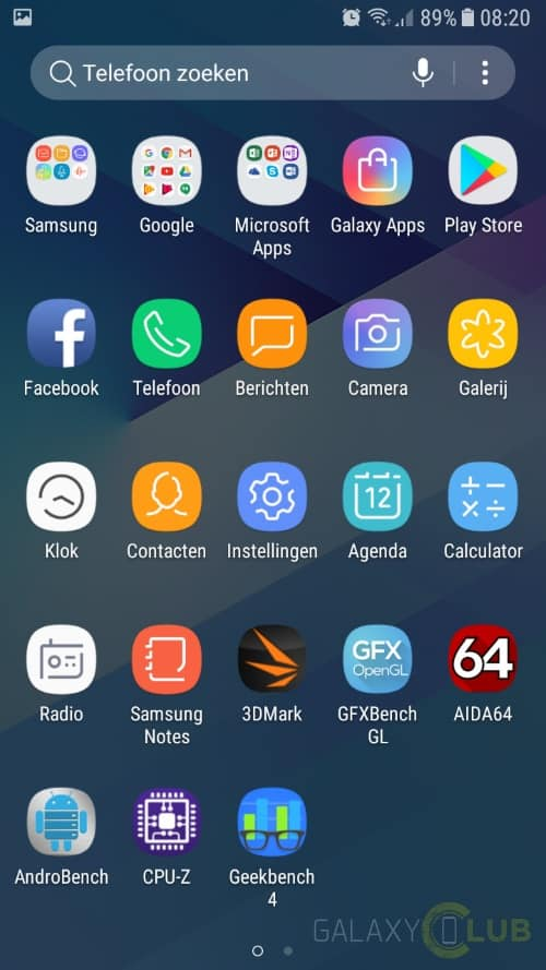 galaxy-a3-2017-android-nougat-preview-3 Galaxy A3 (2017) Android 7.0 Nougat update nu in Nederland