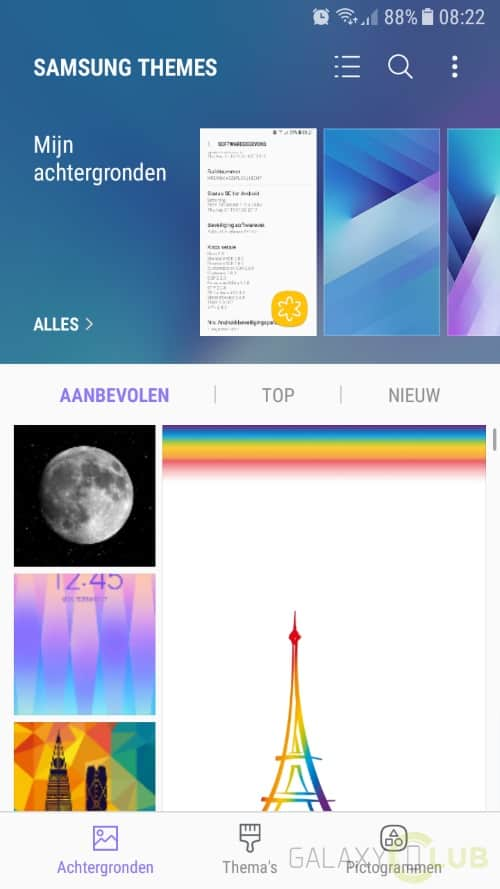 galaxy-a3-2017-android-nougat-preview-7 Galaxy A3 (2017) Android 7.0 Nougat update nu in Nederland