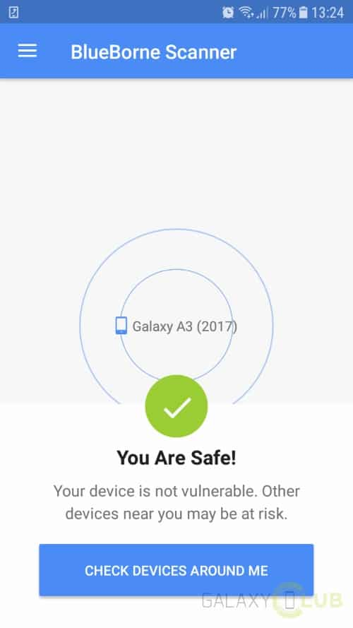 galaxy-a3-2017-blueborne-fix Galaxy A3 (2017) Android 7.0 Nougat update nu in Nederland