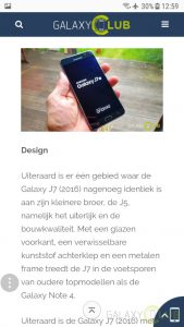galaxy-j7-2016-android-7-nougat-nederland-7-169x300 Galaxy J7 (2016) krijgt nu Android 7.0 Nougat update in Nederland