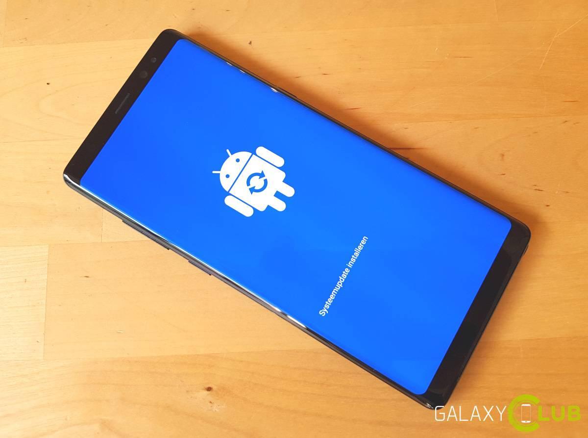 galaxy-note-8-update Eerste Galaxy Note 8 update brengt last-minute verbeteringen voor o.a. camera, prestaties