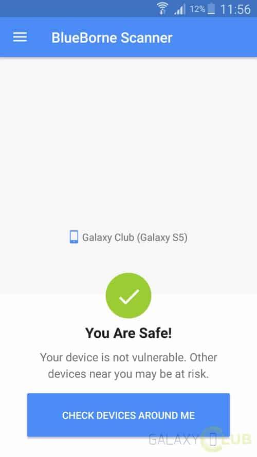galaxy-s5-blueborne Samsung updates brengen Blueborne fix naar Galaxy telefoons