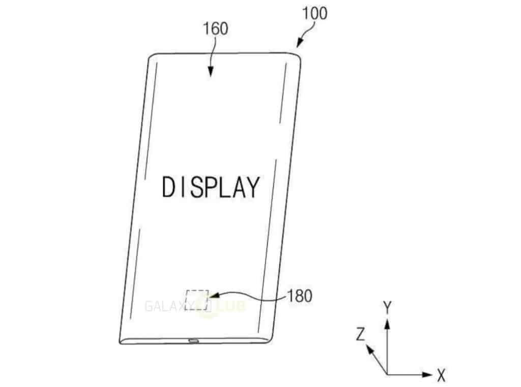 samsung-patent-in-screen-fingerprint-sensor-3-1024x762 Samsung patenteert drukgevoelige vingerafdruksensor-in-display