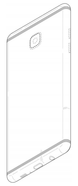 galaxy-full-screen-design-patent-2 Samsung patenteert meer designs voor telefoon met front-vullend display en metalen body