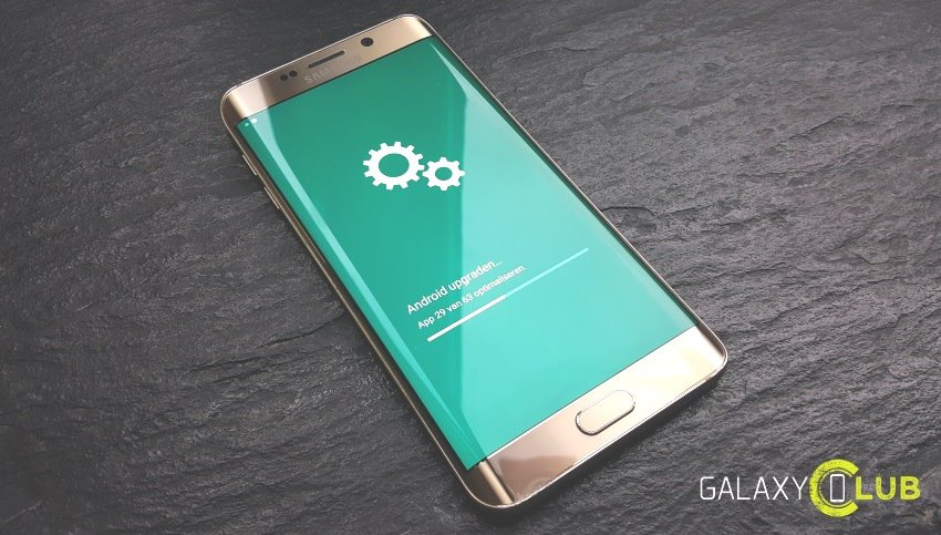 galaxy-s6-edge-update Samsung Galaxy S6 update februari rolt vanaf nu uit (update: S6 Edge Plus nu ook)