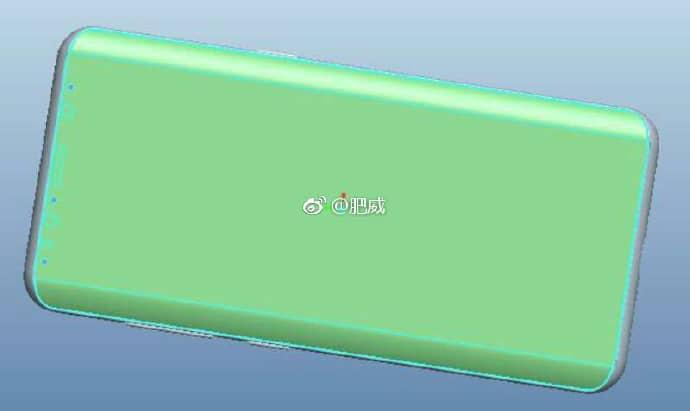 galaxy-s9-render-proto-front Eerste Galaxy S9 renders duiken op met dual cam, beter geplaatste vingersensor