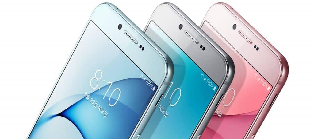 galaxy-a8-kleuren-1024x452 De Samsung Galaxy A8 (A5 2018) komt in deze kleuren op de markt
