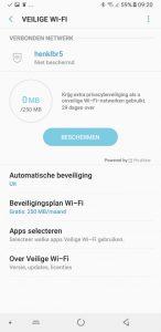 galaxy-note-8-veilige-wi-fi-2-146x300 Galaxy Note 8 november update met o.a. Krack fix nu beschikbaar in Nederland (unbranded nu)