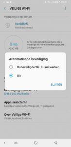galaxy-note-8-veilige-wi-fi-3-146x300 Galaxy Note 8 november update met o.a. Krack fix nu beschikbaar in Nederland (unbranded nu)
