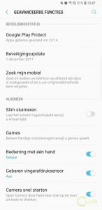 galaxy-s8-android-8-oreo-nederland-preview-21-146x300 Preview: Galaxy S8 met Android 8.0 Oreo in het Nederlands